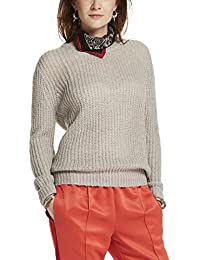 Scotch & Soda Maison Fluffy Crew Neck Pullover Knit, Pull Femme