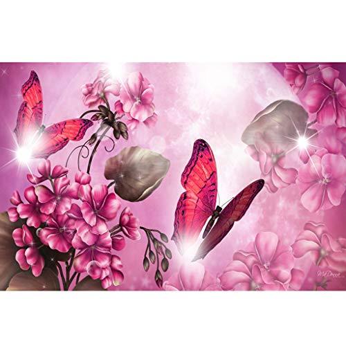 friendGG❤Diamond Malerei Kits Vollbohrer, DIY 5D Strass Kristall Stickerei Bilder Kreuzstich Kunsthandwerk Für Wohnkultur DIY Malerei, Kunst Wand
