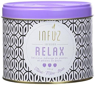 Infuz Relax Infusion 100 g - Lot de 3