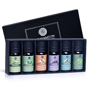 lagunamoon therische le f r diffuser 100 pure bio aroma le aromatherapie le f r. Black Bedroom Furniture Sets. Home Design Ideas