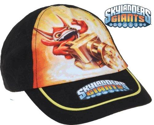Skylanders Cap schwarz (52)