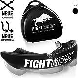 weletix Profi Mundschutz 2019+ Box + max. O₂ + BPA freier Zahnschutz   Sicherer Halt im Kampfsport   Boxen, MMA, Krav MAGA