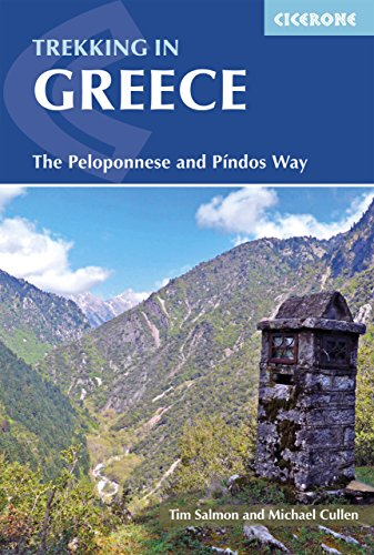 The mountains of Greece par Tim Salmon