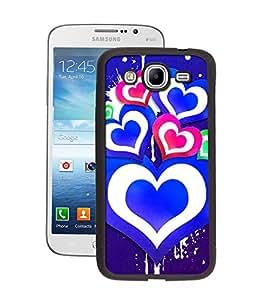 Crazymonk Premium Digital Printed Back Cover For Samsung Galaxy Mega 5.8