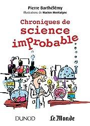Chroniques de science improbable - Prix: Prix