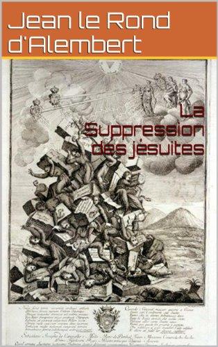 La Suppression des jésuites
