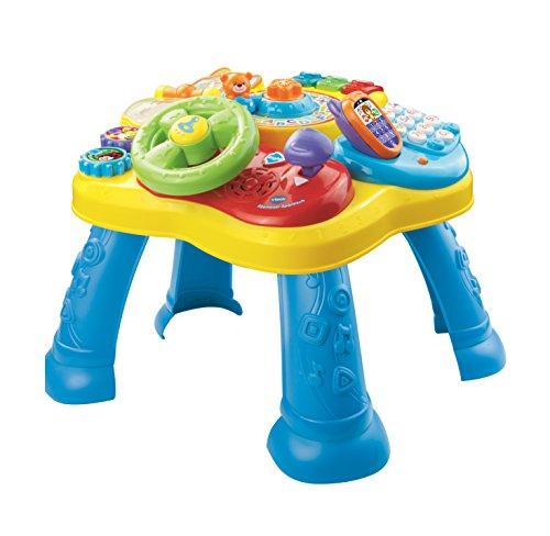 Vtech Baby 80-181504 - Abenteuer Spieltisch -