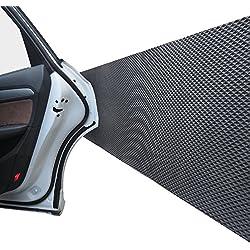 Ampulla Ultra Epais Protecteur Mural Du Garage Resistant A L'eau, Conçu En Allemand - Pack de deux (épaisseur 6,5mm)