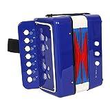 Legler - 2020271 - Accessoire Pour Instrument De Musique - Accordéon - Bleu