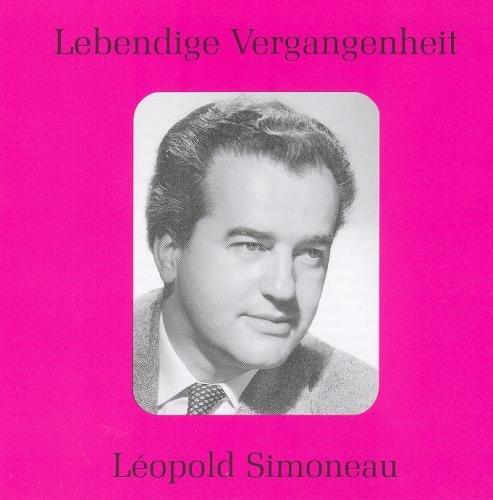 Léopold Simoneau : Récital