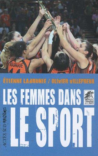 Les femmes dans le sport par Etienne Labrunie