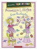 Lernerfolg Vorschule: Prinzessin Lillifee - Erste Buchstaben: (Verkaufseinheit)