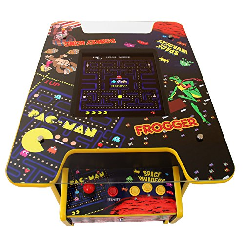 Monster Shop Cocktail Table Retro Arcade Games Machine