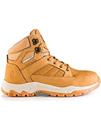 Scruffs OXIDE Water Resistant Hiker Safety Boot Camel (Sizes 7-12)