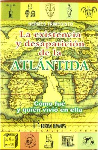 Existencia Y Desaparicion De La Atlantida
