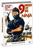 9 Death of the Ninja - Die 9 Leben der Ninja - Uncut - Mediabook - Limited Edition  (+ DVD), Cover B [Blu-ray]