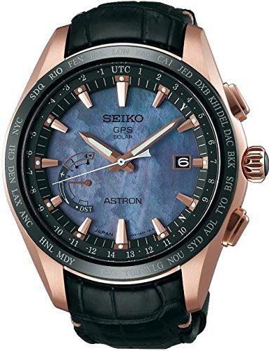 Reloj SEIKO Astron Edición Novak Djokovik SSE105J1 Hombre Rosé Titanio