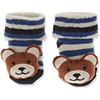 Sterntaler Baby-Jungen rassels/öckchen Socken