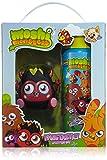 Moshi Monsters Fangtastic Bath Fun Set - Bade - und Duschgel 250 ml, Diavlo Badespritzer, 1er Pack (1 x 0.375 kg)