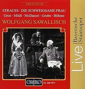 Die schweigsame Frau (Münchner Opernfestspiele 1971)