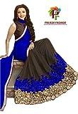 Palash fashion's Royal Looking Blue and ...