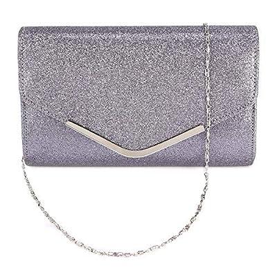 Ladies Envelope Clutch Bag Evening Bag Bridal Wedding Bag Handbag Prom Bag