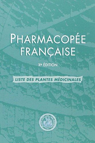 Liste des Plantes Medicinales 2010 par Agence Medicame