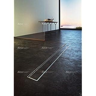 Alcaplast APZ7-Shower Channel Floor Drain-With rust - 800 befliesbarem MM