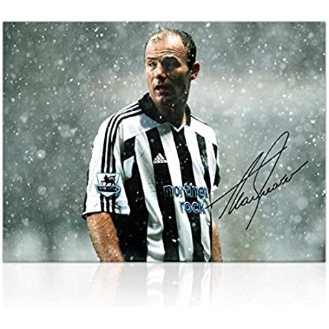 Alan Shearer Firmado Newcastle United Foto: Toon Legend