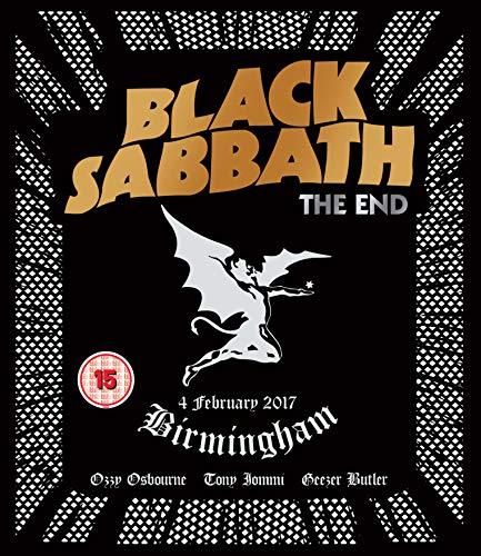 : The End (Live in Birmingham) [Blu-ray] (Blu-ray)