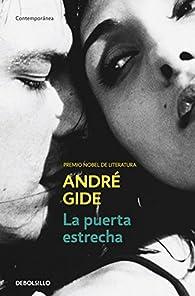 La puerta estrecha par André Gide