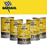 5 LITRI OLIO MOTORE AUTO BARDAHL XTR 39.67 RACING C60 10W60 PISTA CORSA 10W-60