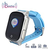 BESTIE 2 KIDS 4G SMARTWATCH PHONE GPS WATERPROOF TRACKER 2018 MODEL