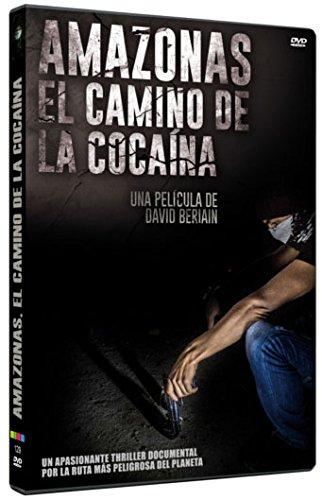 Amazonas, El Camino De La Cocaina [DVD] 51ErMKWpIyL