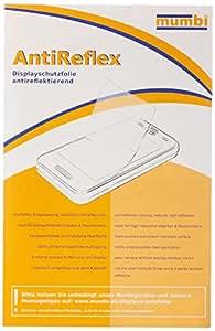 mumbi Displayschutzfolie Amazon Kindle Schutzfolie (6 Zoll) für Kindle / Kindle Keyboard / Kindle Paperwhite / Kindle Touch