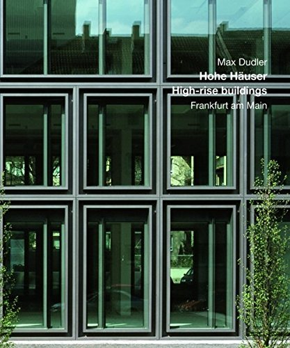 Max Dudler: High-Rise Buildings (English and German Edition) by Max Dudler (2010-10-15)