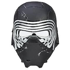 Idea Regalo - Hasbro Star Wars Star Wars Mina Villain Elettronica Maschera, B8032