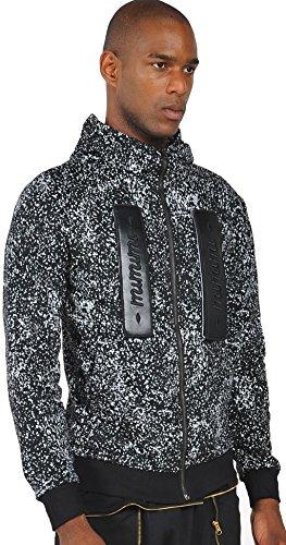 pizoff-sweatshirt-uomo-felpa-con-cappuccio-e-zip-con-stampa-effetto-vernice-y1120-b-xl