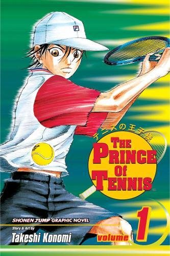 The Prince of Tennis, Vol. 1 (Tennis Anime Prince Of)