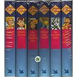 Reader's Digest - Zauberwelt der Märchen [6 VHS] Aschenputtel - Däumelinchen - Die kleine Meerjungfrau - Hänsel und Gretel - Der gestiefelte Kater - Der Rattenfänger von Hameln