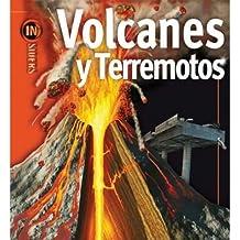 Volcanes y terremotos/ Volcanoes & Earthquakes (Insiders) (Hardback)(Spanish) - Common