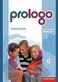 prologo - Allgemeine Ausgabe: Arbeitsheft 6