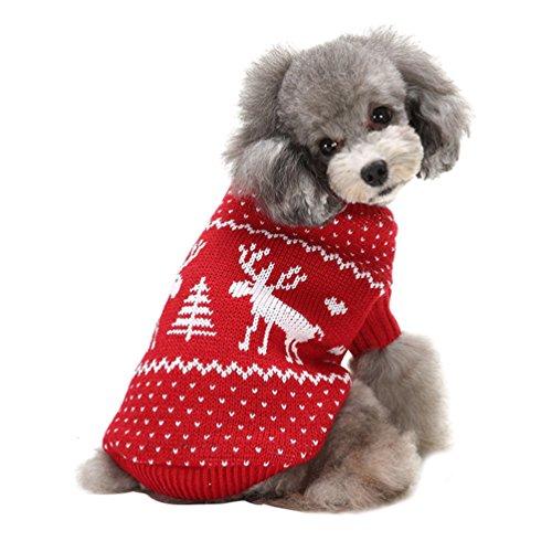 Zoom IMG-1 lvrao cucciolo cane gatto sweater