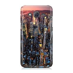 Hamee Designer Printed Hard Back Case Cover for Samsung Galaxy J5 2015 Edition Design 1594