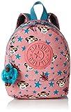 Kipling Sienna Sac à dos enfants, 28 cm, 6 liters, Multicolore (ToddlerGirlHero)