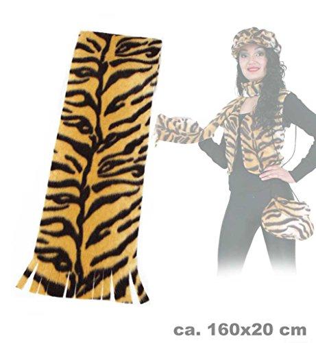 Tanz Kostüm Bauer (Plüsch - Schal, verschiedene Designs, Tier-Prints, Accessoire, Ergänzung zu Ihrem Kostüm, Schal, Stola, große Auswahl)