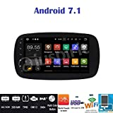 Android 7.1 GPS USB WLAN Bluetooth Autoradio Navi Smart Fortwo W453 2014, 2015, 2016, 2017