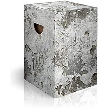 Fold Concept Faltbarer Papier Hocker Papphocker mit