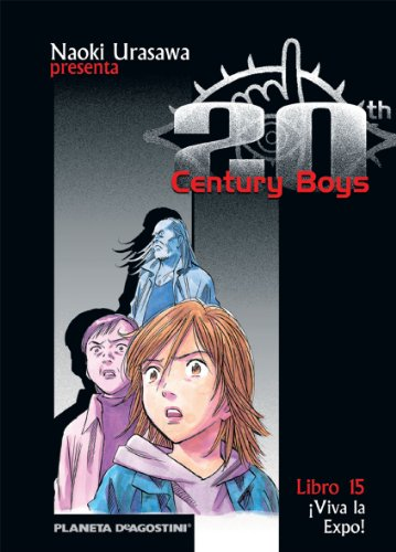 20th Century Boys 15-22 Cover Image