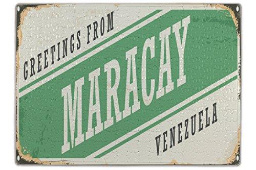 LEotiE SINCE 2004 Puzzle Reisen Küche Maracay Venezuela Bedruckt 120 Teile